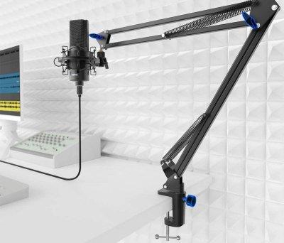 Студійний Мікрофон стримера Fifine K780A USB пантограф поп-фільтр для подкасту