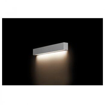 Світильник світлодіодний Nowodvorski STRAIGHT WALL LED SILVER S 9613