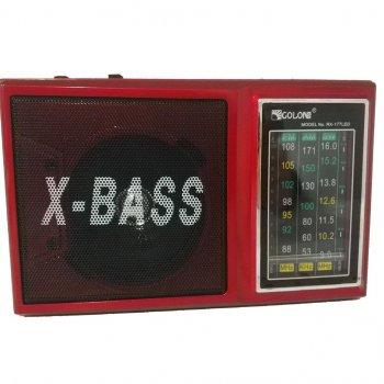 Радиоприемник GOLON RX-177 Красный (BS2174)