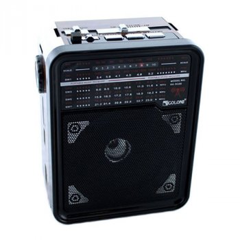 Радиоприемник GOLON RX-9100 Коричневый (BS2175)