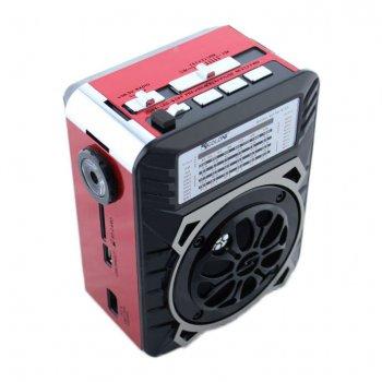 Радиоприемник GOLON RX-9133 Красный (BS2177)