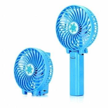 Вентилятор міні ручної HANDY MINI FAN Блакитний (BS2127)