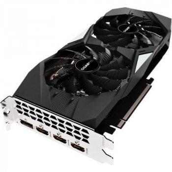 Видеокарта GIGABYTE GeForce GTX1650 4096Mb GAMING OC (GV-N1650GAMING OC-4GD)