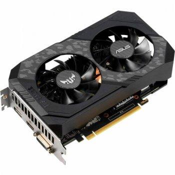 Відеокарта ASUS GeForce GTX1660 6GB 192bit 1845/8002Mhz (TUF-GTX1660-O6G)