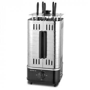 Электрошашлычница POLARIS PEG 0502 T Black
