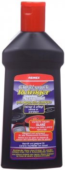 Средство для чистки стеклокерамических поверхностей Reinex Glaskeramik Reiniger 250 мл (4068400010018)