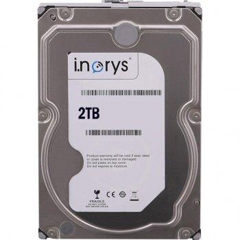 """Жорсткий диск 3.5"""" 2TB SATA i.norys (TP53245B002000A / INO-IHDD2000S3-D1-5964)"""