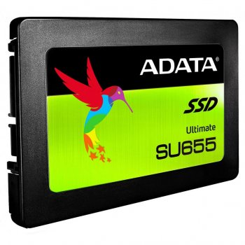 "Накопичувач SSD 2.5"" 120GB SATA A-Data Ultimate SU655 (ASU655SS-120GT-C)"