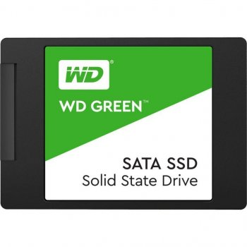 "Накопичувач SSD 2.5"" SATA 480GB WD Green (WDS480G2G0A)"