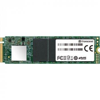 SSD накопичувач TRANSCEND MTE110S 256Gb NVMe M. 2 3D TLC (TS256GMTE110S)