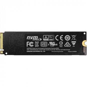 SSD накопичувач SAMSUNG 970 EVO Plus 500GB PCIe 3.0x4 M. 2 TLC (MZ-V7S500BW)