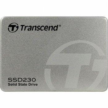SSD накопичувач TRANSCEND SSD230S 512GB SATAIII 3D TLC (TS512GSSD230S)