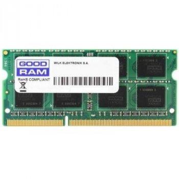 Оперативная память So-Dimm GoodRam DDR4 8GB 2133MHz (GR2133S464L15/8G)