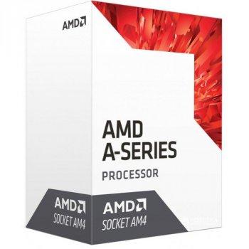 Процессор AMD A6-9400 AD9400AGABBOX (sAM4, 3.5 GHz) Box