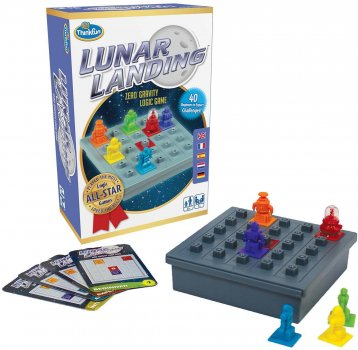 Логічна гра ThinkFun Місячна посадка (6802) (019275068028)