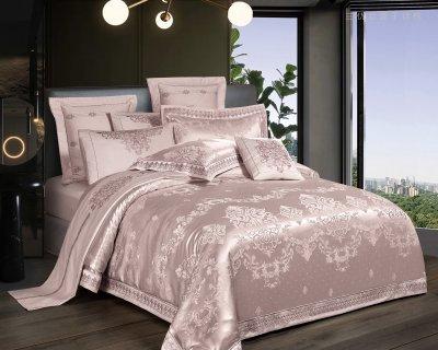 Комплект постельного белья Love You Жаккард 1-41 TH20081 200х220 (4820000062008)