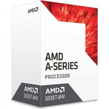 Процессор AMD A6 X2 9500E (3GHz 35W AM4) Box (AD9500AHABBOX)
