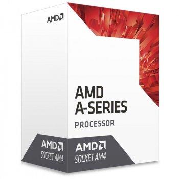 Процесор AMD A8 X4 9600 (3.1 GHz 65W AM4) Box (AD9600AGABBOX)