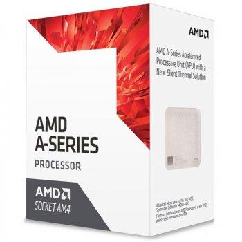 Процесор AMD A6 X2 9500 (3.5 GHz 65W AM4) Box (AD9500AGABBOX)