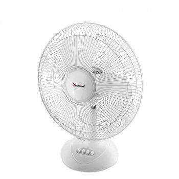 Вентилятор настольный DOMOTEC MS-1626 3 режима Белый (BS2014)