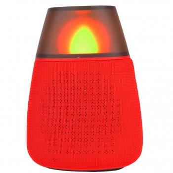 Колонка портативная PULSE 4 Красная (BS2001)