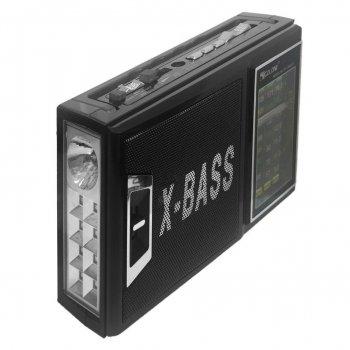 Радиоприемник GOLON RX-166 Черный (BS1987)