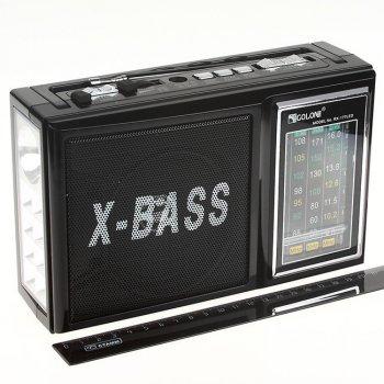 Радиоприемник GOLON RX-177 Черный (BS1984)