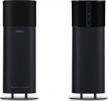Портативна акустика Remax TWS Speaker RB-H10 Black