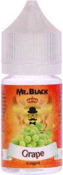 Рідина для електронних сигарет Mr.Black Grape 0 мг 30 мл (Добірний виноград) (MR7114)