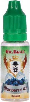 Рідина для електронних сигарет Mr.Black Blueberry Ice 3 мг 15 мл (Чорниця з льодом) (MR7790)