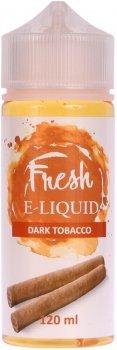 Рідина для електронних сигарет Fresh Dark Tobacco (Вишуканий тютюн з темних сортів)