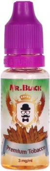 Жидкость для электронных сигарет Mr.Black Premium Tobacco 15 мл (Вкус крепких сигарилл)