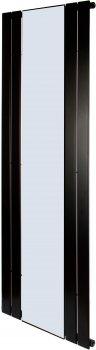Радиатор трубный BETATHERM Mirror 1800x609x45 мм вертикальный Ral 9005M