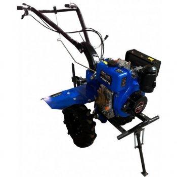 """Культиватор Forte 1050-3 (колеса 10"""", 6.5 л.с.) Синий (F00210206)"""