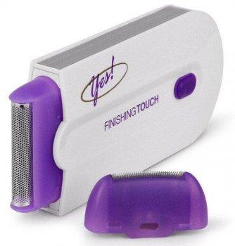 Эпилятор Finishing touch триммер бритва депилятор для лица и тела