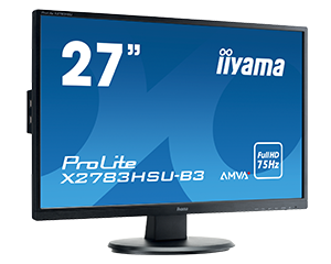 Монітор iiyama ProLite X2783HSU-B3 (F00134758)