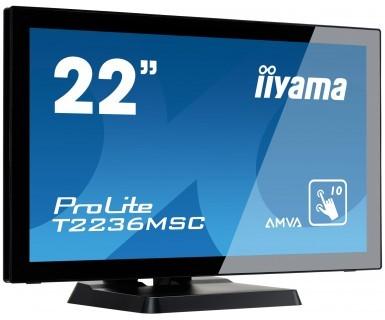 Монітор iiyama T2236MSC-B2 (F00148719)