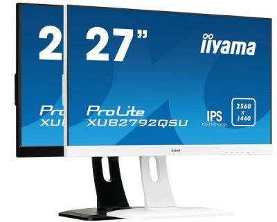 Монітор iiyama XUB2792QSU-W1 (F00159937)