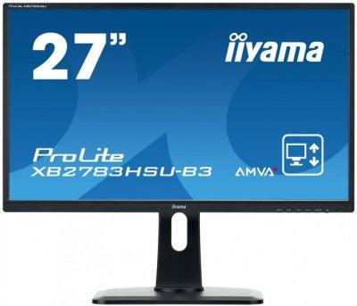Монітор iiyama ProLite XB2783HSU-B3 (F00134762)
