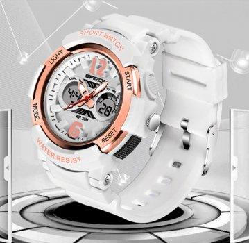 Чоловічі годинники Sanda Iceberg White