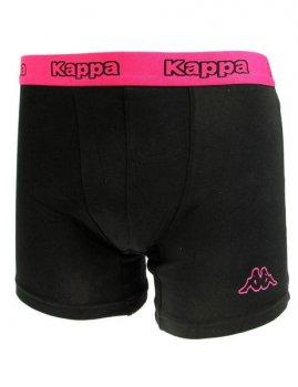 Трусы Kappa Boxers 2-pack 304JB30 979 Черные и Черно-розовые
