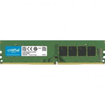Модуль пам'яті для комп'ютера DDR4 32GB 3200 MHz MICRON (CT32G4DFD832A)