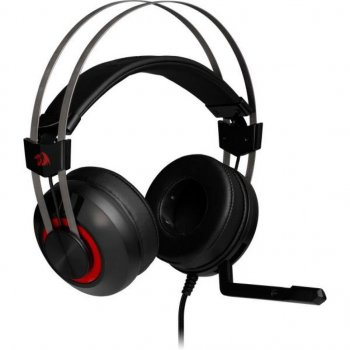 Навушники Redragon Talos Vibration Surround 7.1 Black-Red (74920)