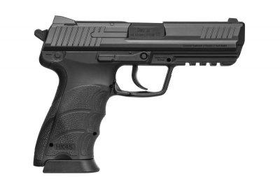 Пистолет Umarex Heckler & Koch HK45 черный