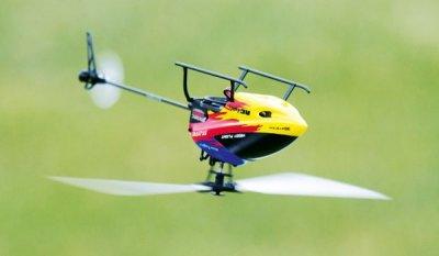 Вертолет Nine Eagles Solo Pro 125 RTF 278 мм 3D 2,4 ГГц (NE200195 (NE R/C 125A)