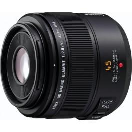 Panasonic Micro 4/3 Lens 45mm F2.8 MEGA O. I. S. (H-ES045E)