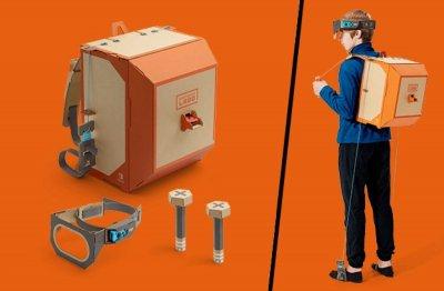 Nintendo LABO Robot Kit (Switch)