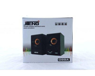 Колонки Jiteng D99A Black (RM28)