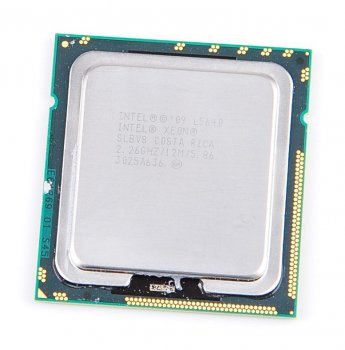 Процессор Intel L5640 2.26GHz 6C 12M 60W (SLBV8) Refurbished