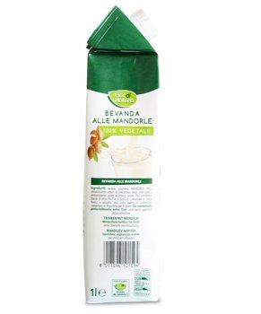 """Органическое растительное молоко Fior di Natura """"Bevanda Alle Mandorle"""" Миндальное 1 л (10002)"""